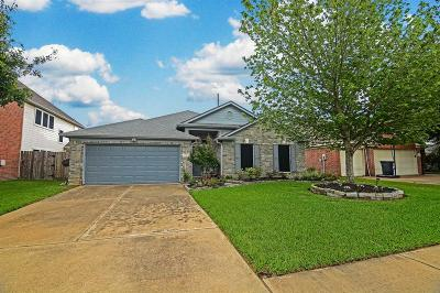 Katy Single Family Home For Sale: 2302 Tourney Lane