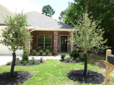 Montgomery Single Family Home For Sale: 11801 Mocking Bird Lane