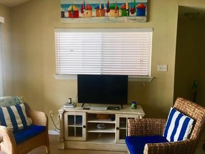 Galveston Condo/Townhouse For Sale: 3506 Cove View Boulevard #1008