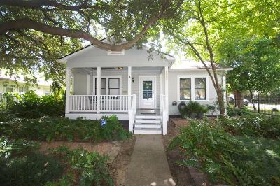 Single Family Home For Sale: 2053 Columbia Street