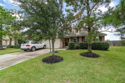 Katy Single Family Home For Sale: 24506 Red Bluff Trail