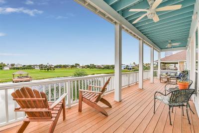 Galveston Single Family Home For Sale: 12828 E Barcelona