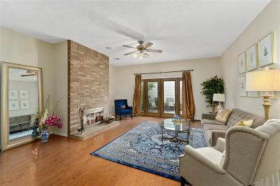 Houston Condo/Townhouse For Sale: 5939 Woodway Place Court