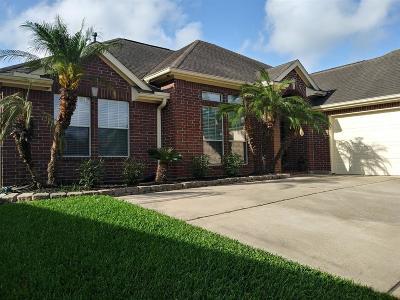 La Porte Single Family Home For Sale: 3544 Bayou Forest Drive