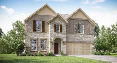 Crosby Single Family Home For Sale: 606 Companion Drive