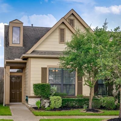 Spring Single Family Home For Sale: 3628 Cedar Flats Lane