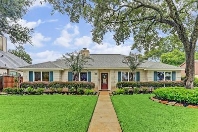 Houston Single Family Home For Sale: 6134 Wigton Drive