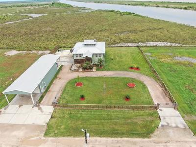 Matagorda Single Family Home For Sale: 141 Private Road 642
