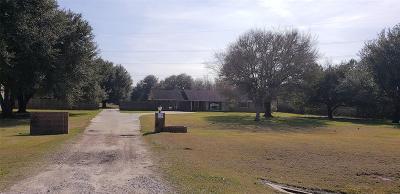 Dayton Single Family Home For Sale: 7885 Fm 1960