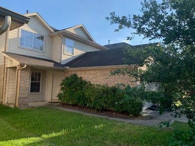 Humble Single Family Home For Sale: 11414 Sunburst Falls Drive