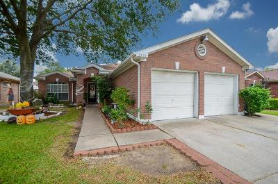 Houston Single Family Home For Sale: 7323 Gateridge Drive
