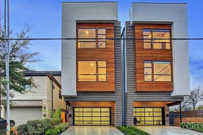 Single Family Home For Sale: 1243 Peden St