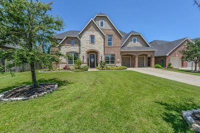 Katy Single Family Home For Sale: 27706 Walsh Crossing Drive