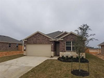 Conroe TX Single Family Home For Sale: $212,700