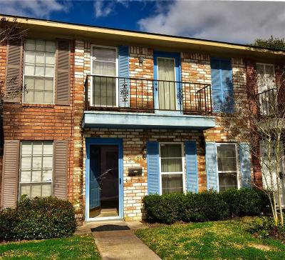 Bay City TX Condo/Townhouse For Sale: $96,000