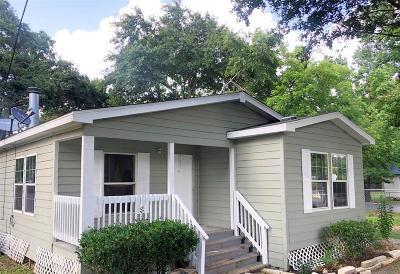Houston Single Family Home For Sale: 7233 Touchstone Street
