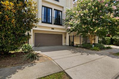 Houston Single Family Home For Sale: 1620 W 14th Street