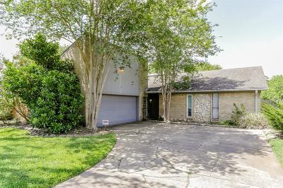 Sugar Land Single Family Home For Sale: 14110 Greenway Drive