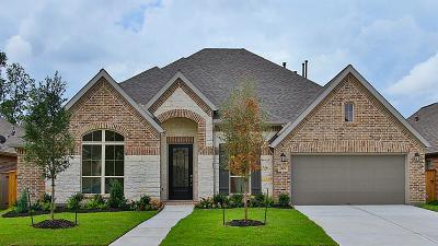 New Caney Single Family Home For Sale: 23435 Tavola Rosa Drive
