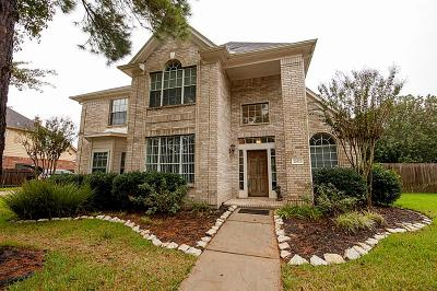 Katy Single Family Home For Sale: 20403 Canyon Gate Boulevard
