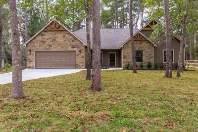 Montgomery County Single Family Home For Sale: 22907 Rainfern Drive
