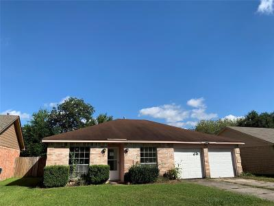 Houston TX Single Family Home For Sale: $105,000