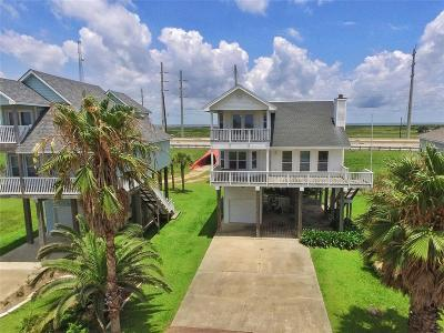 Galveston Single Family Home For Sale: 25226 Intrepid Lane