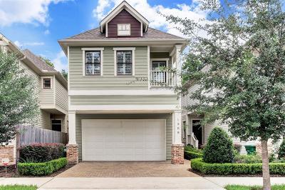 Houston Single Family Home For Sale: 1208 Nadine Street
