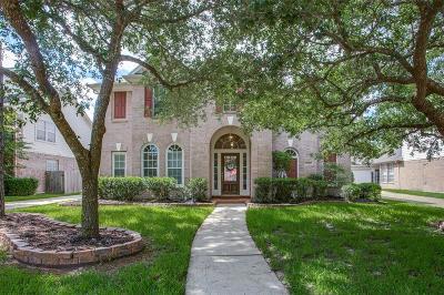 Katy Single Family Home For Sale: 23207 Prairie Pebble Court