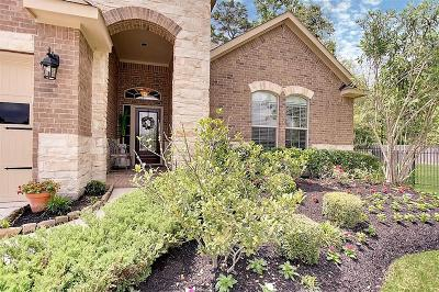Tomball Single Family Home For Sale: 55 Hearthwick Place