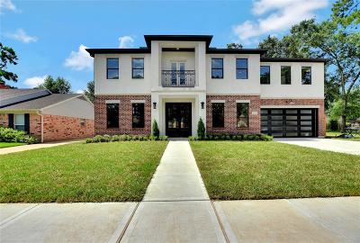 Houston Single Family Home For Sale: 1013 Martin