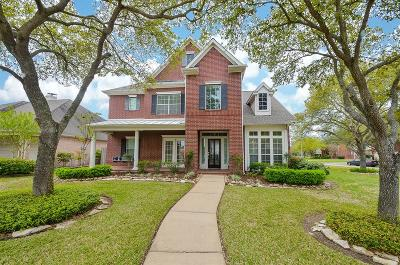 Sugar Land Single Family Home For Sale: 2202 Arundel Crossing Drive