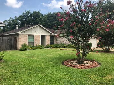 Sugar Land Single Family Home For Sale: 10712 Garden Place Drive