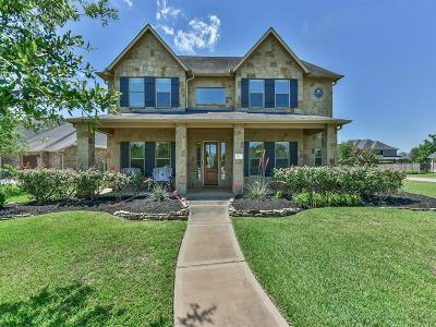 Katy Single Family Home For Sale: 28123 N Firethorne Road