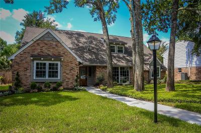 Houston Single Family Home For Sale: 14807 Oak Bend Drive