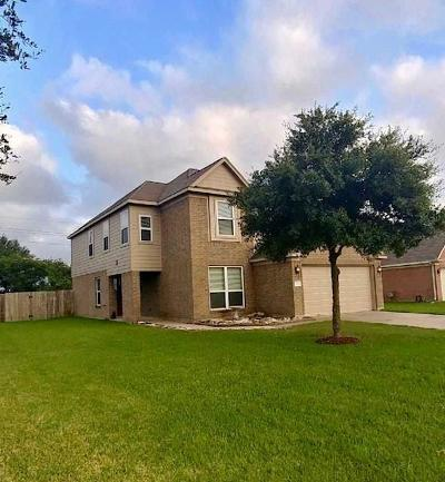 Rosenberg Single Family Home For Sale: 2015 Indian Clearing Trail