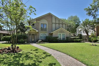 Houston Single Family Home For Sale: 14735 Carolcrest Drive