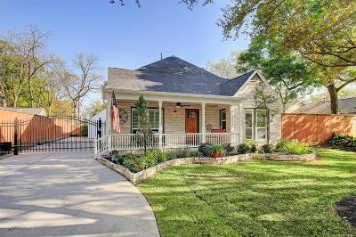 Garden Oaks Single Family Home For Sale: 706 W 31st Street