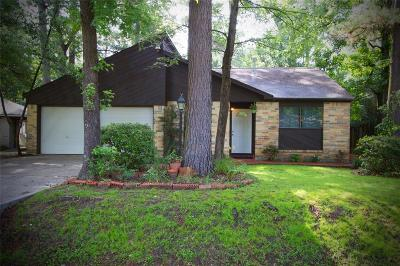 The Woodlands Single Family Home For Sale: 48 E White Willow Circle
