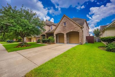 Pearland Single Family Home For Sale: 11307 Gladewater Drive