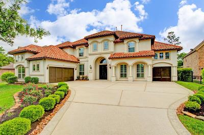 The Woodlands Single Family Home For Sale: 2 Chivary Oaks Court