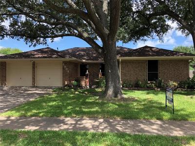 Deer Park Single Family Home For Sale: 2901 Parkglen Street