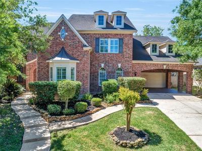 Kingwood Single Family Home For Sale: 2315 Cumberland Oak Court