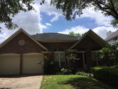 Missouri City Single Family Home For Sale: 4527 Plantation Creek Drive
