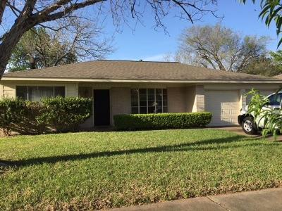 Houston Single Family Home For Sale: 8414 Stroud Drive