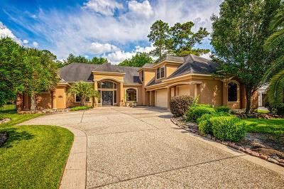 Kingwood Single Family Home For Sale: 6007 Cool Creek Court