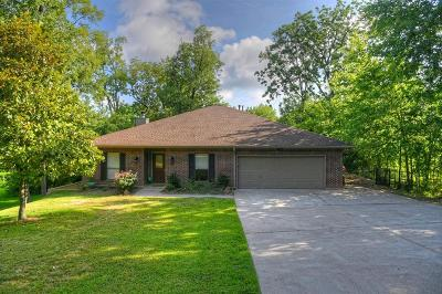 Willis Single Family Home For Sale: 13891 Parkway Manor