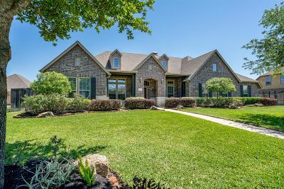 Cypress TX Single Family Home For Sale: $597,500