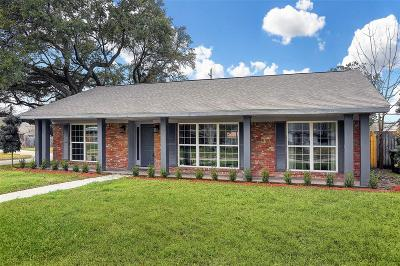Houston Single Family Home For Sale: 3803 Sun Valley Drive