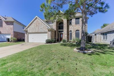 Tomball Single Family Home For Sale: 12218 Catskill Crest Dr
